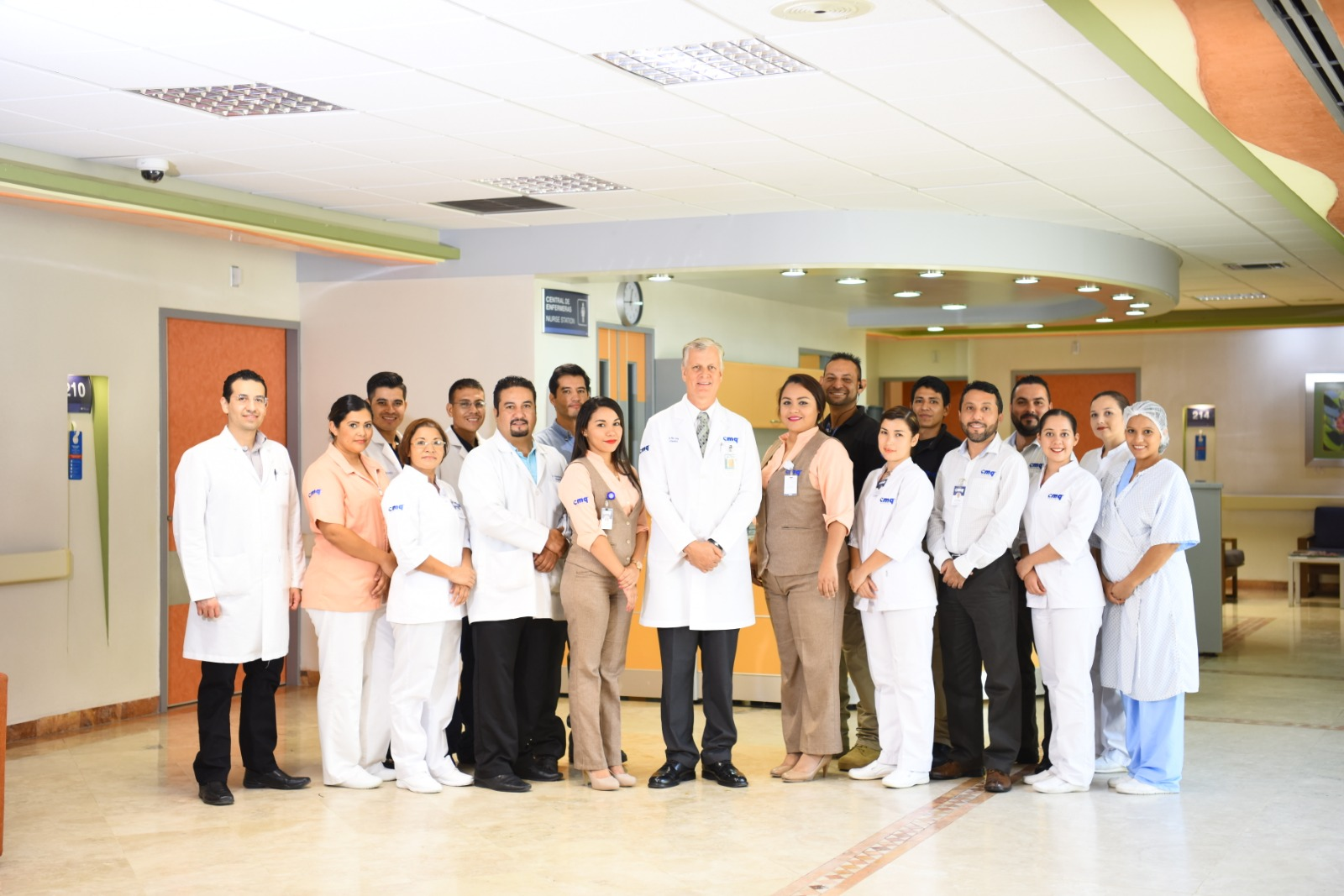 dr max and staff